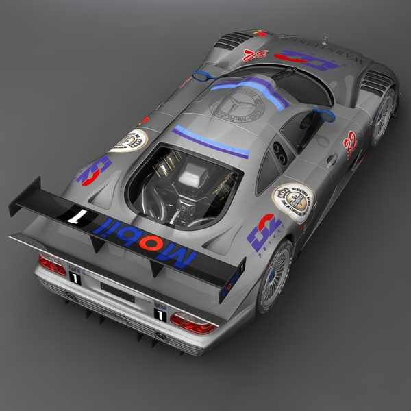 maya racing cars 7 - Racing Cars Collection 7... by 3d_molier