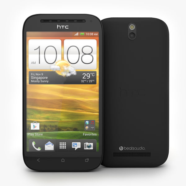 flagship smartphone htc