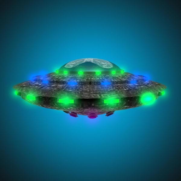 3dsmax ufo