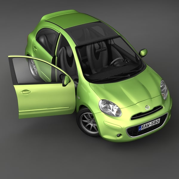 small cars 1 3d max - Small Cars Collection 1... by 3d_molier