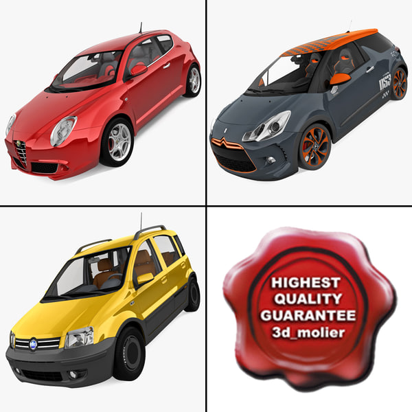 Small Cars Collection 2