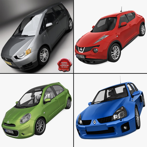 Small Cars Collection 1