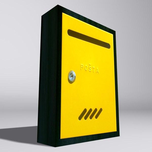 max europe mailbox