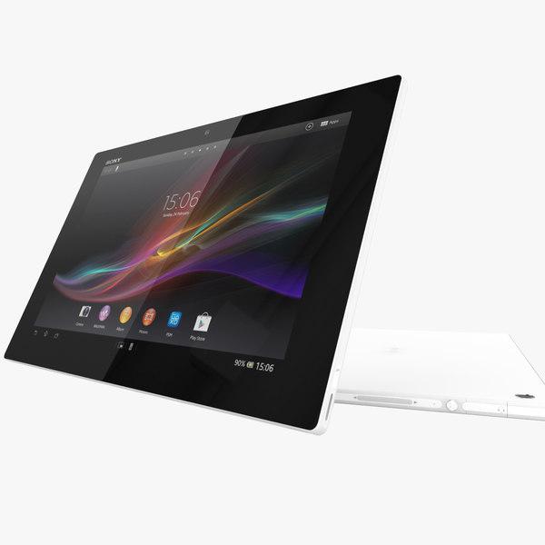 s sony peria tablet