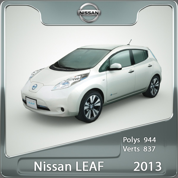 max 2013 nissan leaf