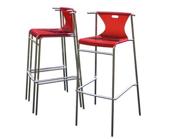 ikea bar chair elmer 3d model
