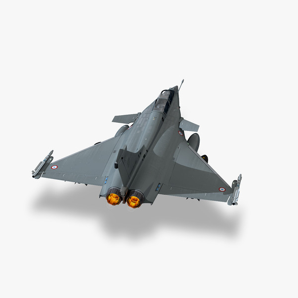 3dsmax dassault rafale fighter cockpit - Rafale... by BlueGreen