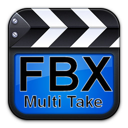 FBX Multi Take (3DS Max) Demo