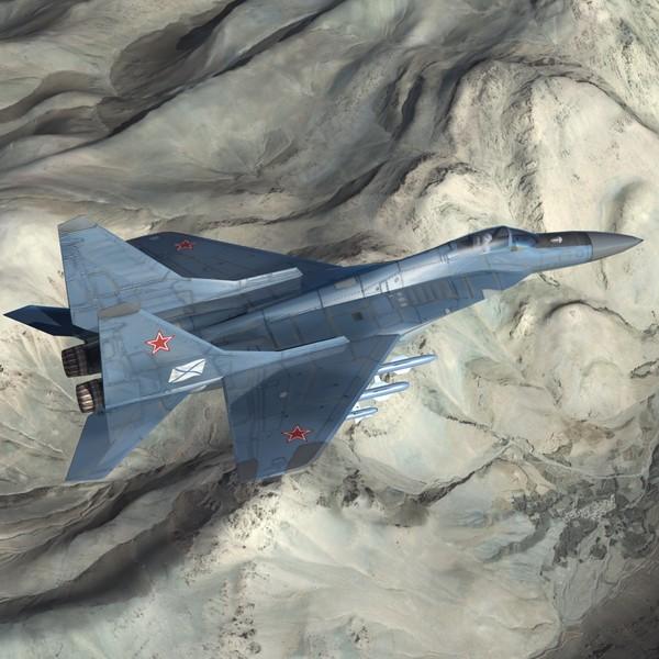3d russian navy mig29k fulcrum