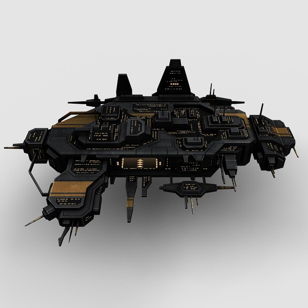 3ds max 5 heavy battlestations - 5_Heavy_Battlestations(1)... by Angryfly