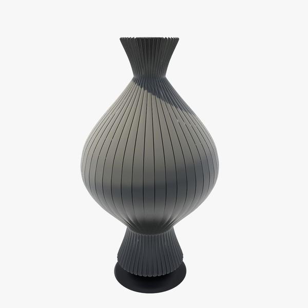 3d vase onion model