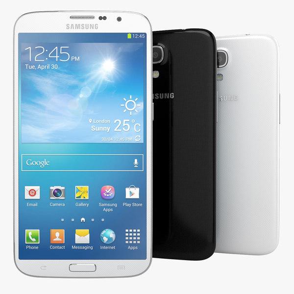 Samsung Galaxy Mega 6.3 Phablet Smartphone/Tablet