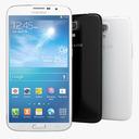 Samsung Galaxy Mega 6.3 3D models