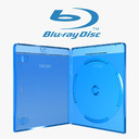 dvd case 3D models
