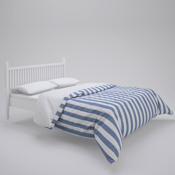 max duvet standard double bed
