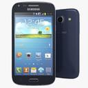 Samsung Galaxy Core 3D models