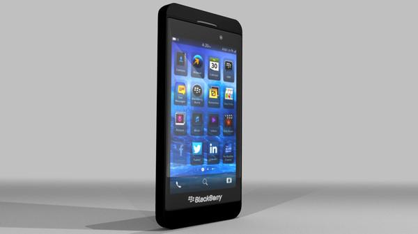 blackberry z10 blend