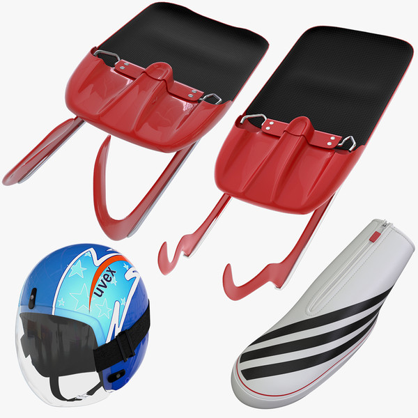 Luge Sleds And Equipment