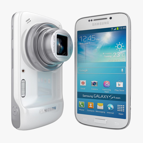 Samsung Galaxy S4 Zoom Android Smartphone