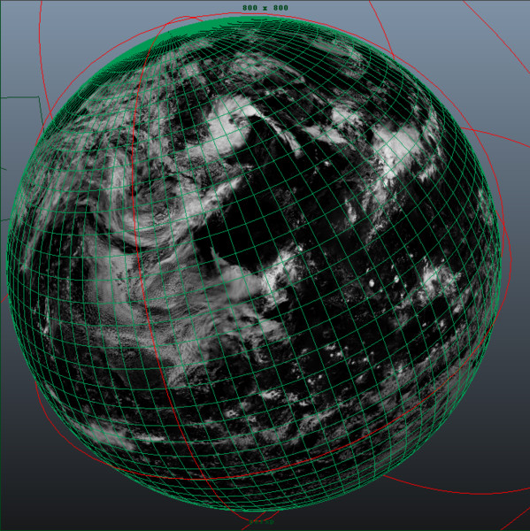 3d model earth atmosphere - High Resolution Realistic Earth... by Shen Hanlu
