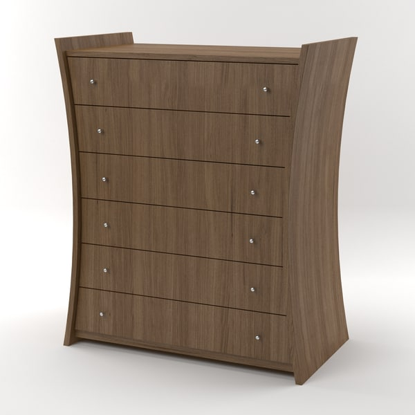 embrace chest drawers oak 3ds