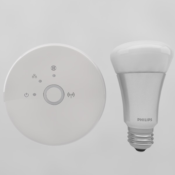 3d philips hue - Philips Hue... by bosies7