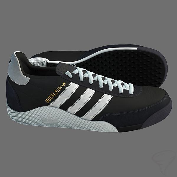 Adidas Skeleton Shoes