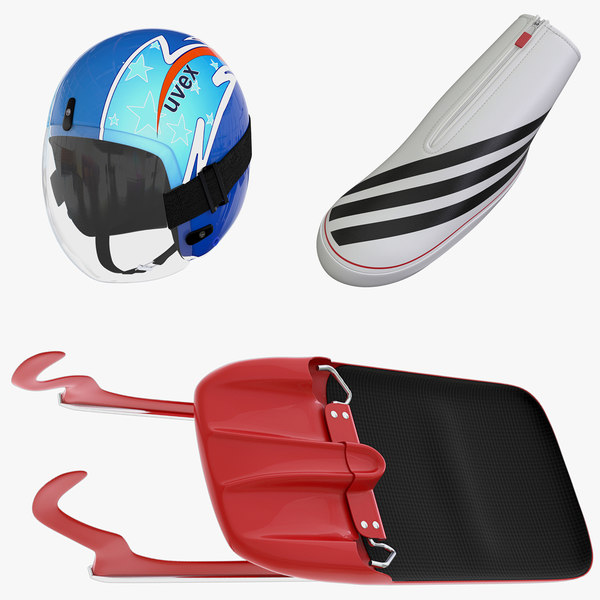 Luge Double Equipment Collection