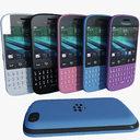 Blackberry 9720 3D models