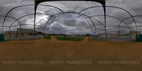 BASEBALL FIELD AT CATHCER'S BOX 360 HDR  PANORAMA #215