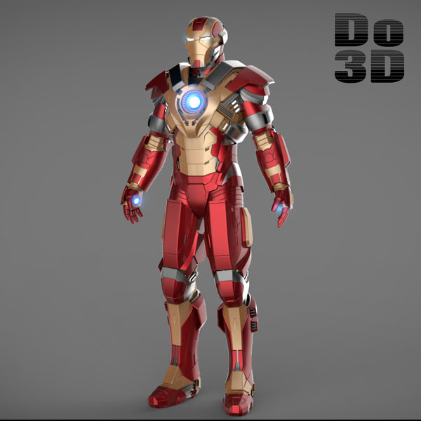 ... iron man 3 armor m...