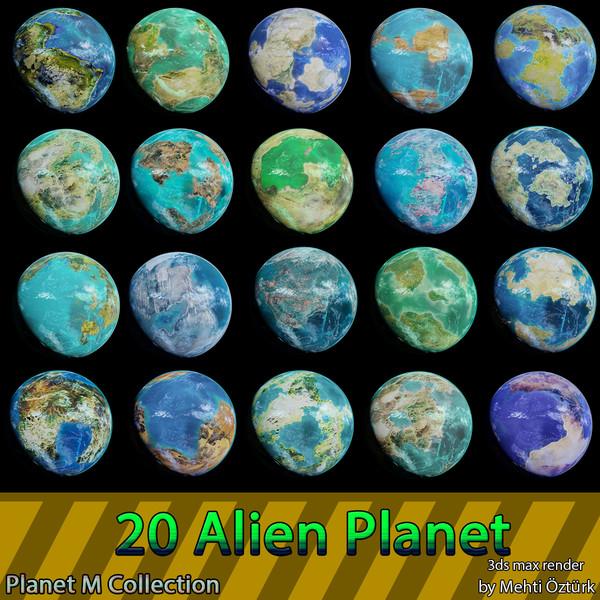 max planets m