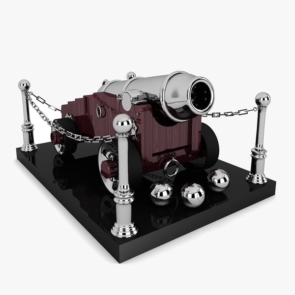 3d ative cannon