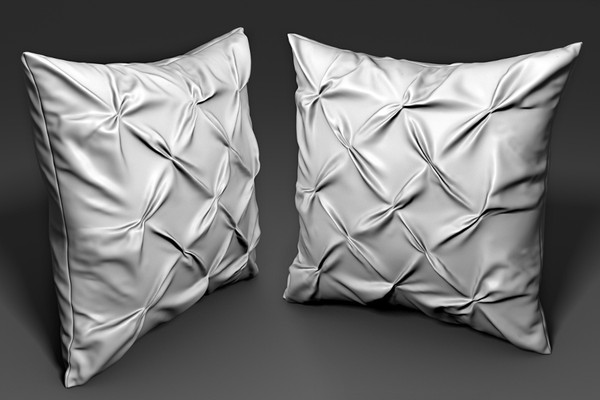 3d pillows interior - Pillow collection... by btbt