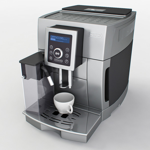 maya espresso machine - Espresso Machine... by PlastyForma
