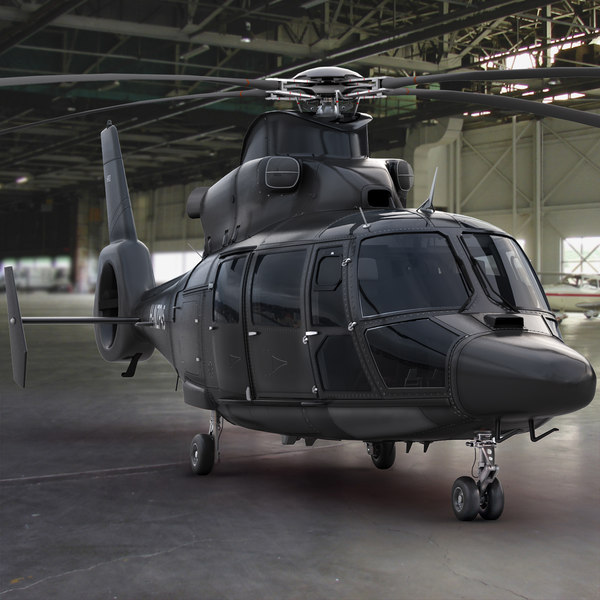 Eurocopter AS 565 Private Black (2)
