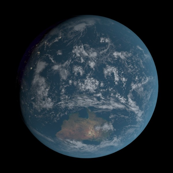 mars solar system model - photo #21