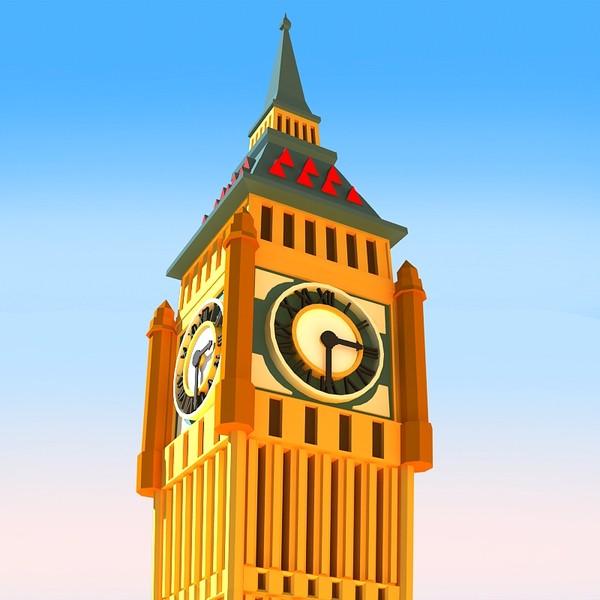 islamic tower 3d max