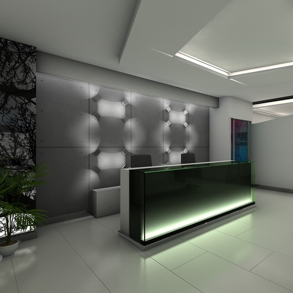 cinema4d office interior - Office Interior... by C4D Source