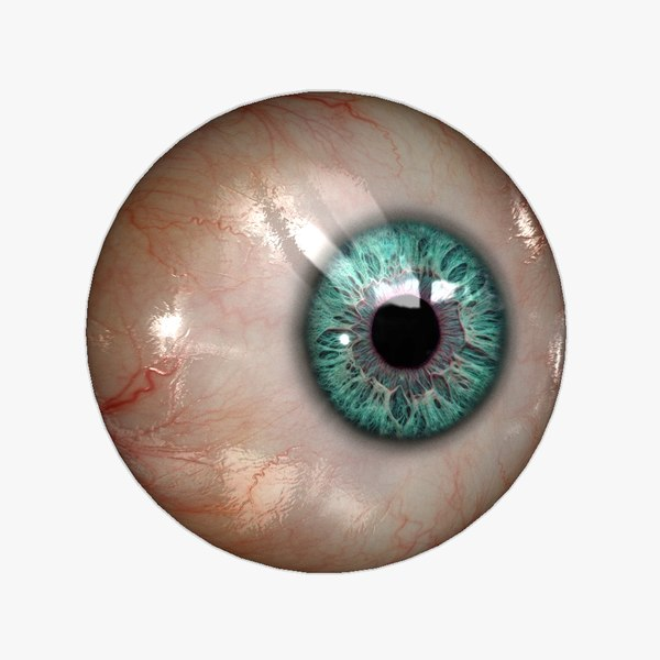 Eyeball (20 colors) Rendering \ Realtime KA-Set 01 (5)