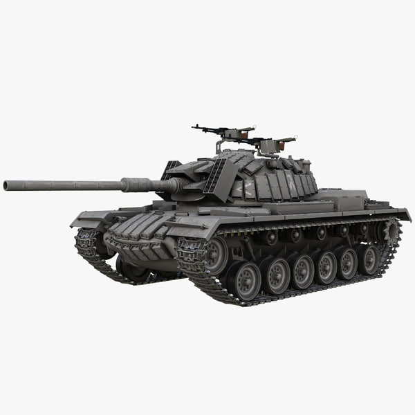 3d magach 5 israel tank