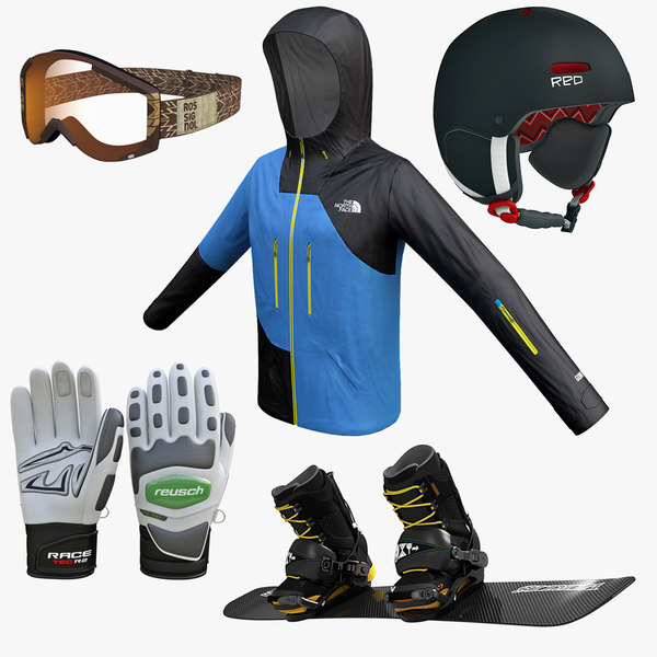 Snowboard Avalanche Equipment