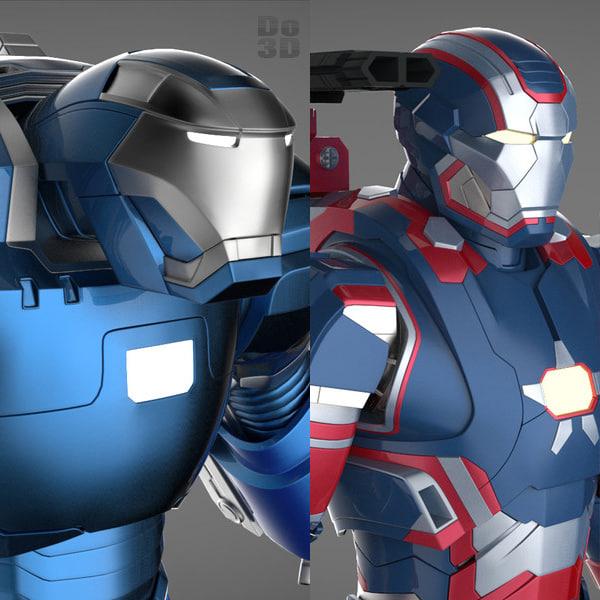 max mark 38 igor armor