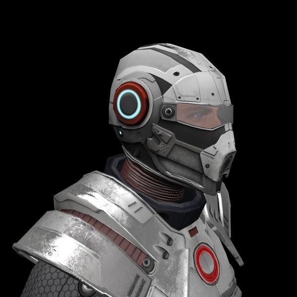 3d ready cybernetist model