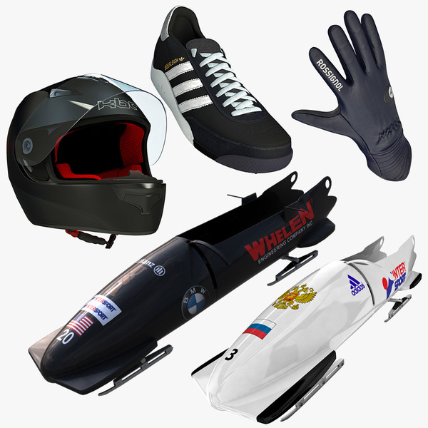 Bobsleds and Equipment Collection