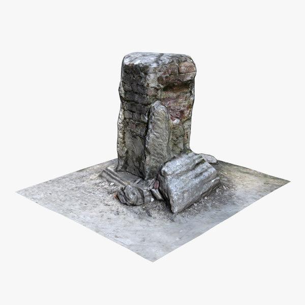 Ruin Column