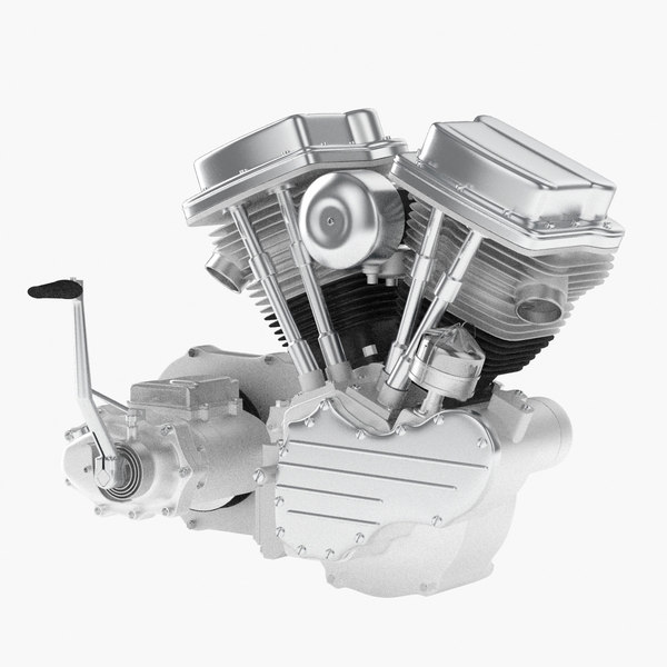 V2 Twin Engine