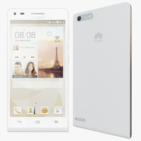 max realistic huawei ascend p7