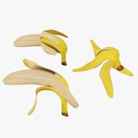 3dsmax banana peels