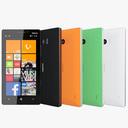 nokia lumia 930 3D models